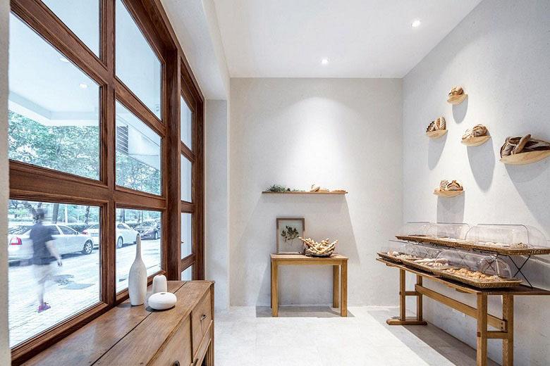 绵阳木堂烘焙店面设计