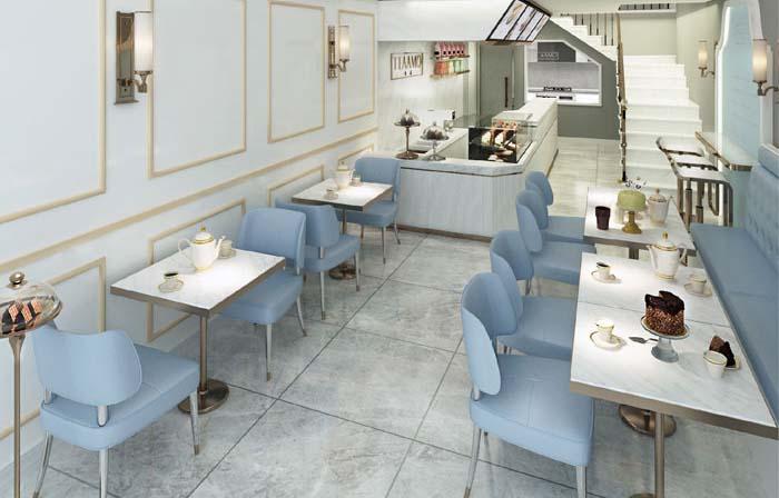成都TEAAMO精品咖啡店设计