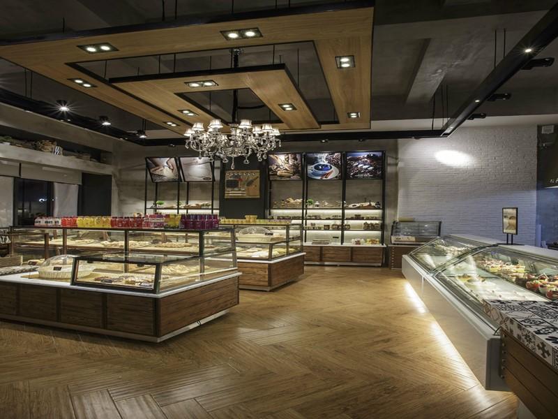 成都店面室内装潢设计主要包括几个方面