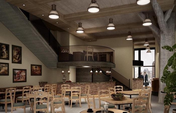 连锁咖啡厅装修用什么瓷砖好,应该怎样选择装修材料