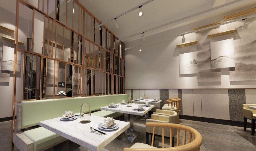 小饭店装修什么风格合适,小餐馆装修风格