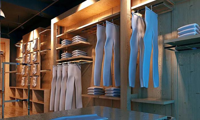 时尚服装店装修注意事项,时尚简约服装店怎么装修