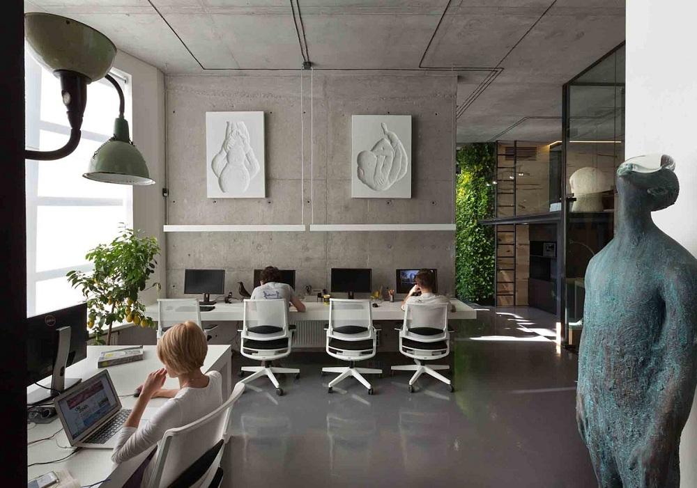 成都装修设计工作室,商铺设计工作室介绍