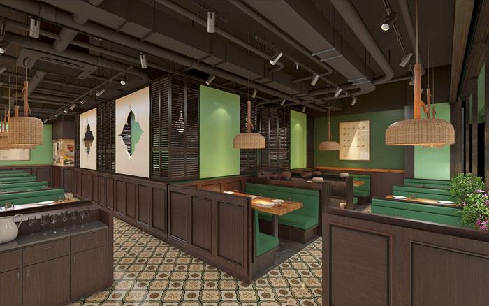 成都西餐厅装修设计注意事项,西餐厅设计
