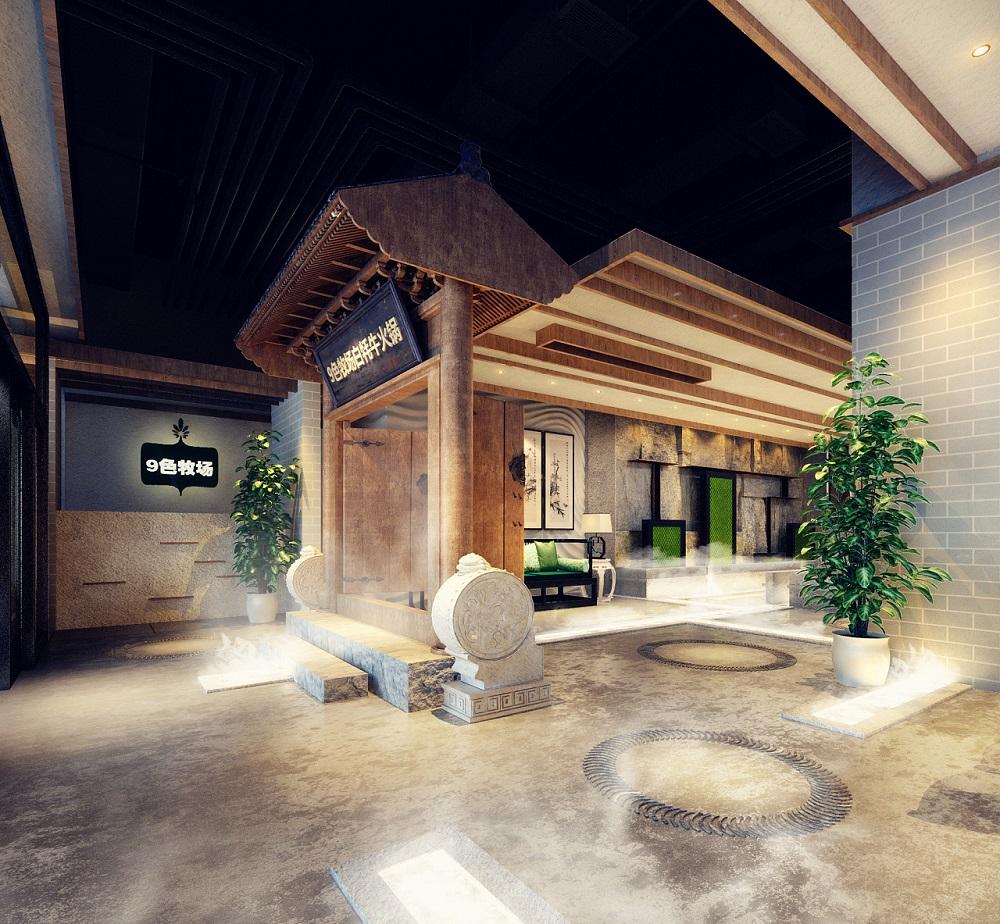 现代火锅店设计理念 火锅店设计理念说明