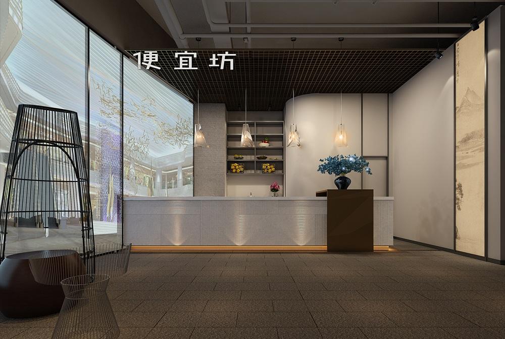 便宜坊特色中餐厅设计—烤鸭店设计方案