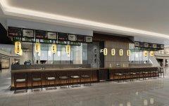多田道日式料理店装修设计