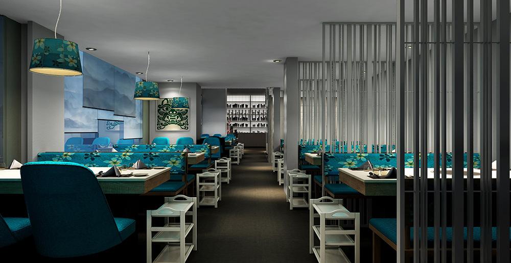 亿鼎烩连锁火锅餐厅设计—安徽蚌埠
