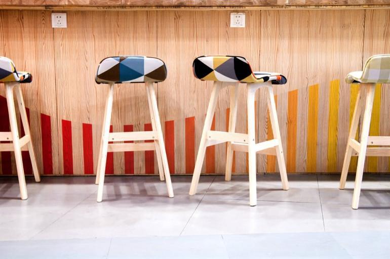 成都抹色咖啡厅装修设计